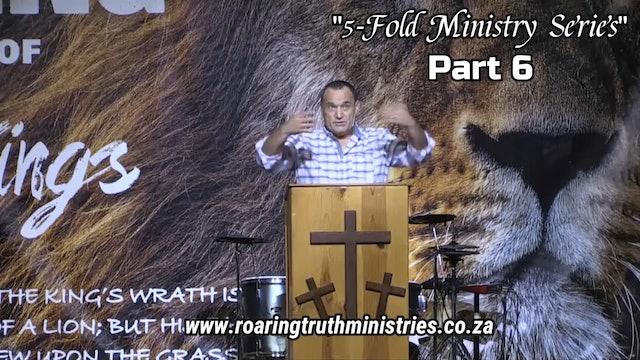 Roaring Truth Ministries (09-13-2020)