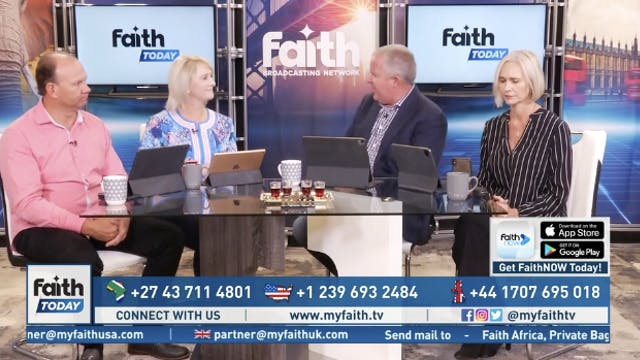 Faith Today Special (08-31-2020)