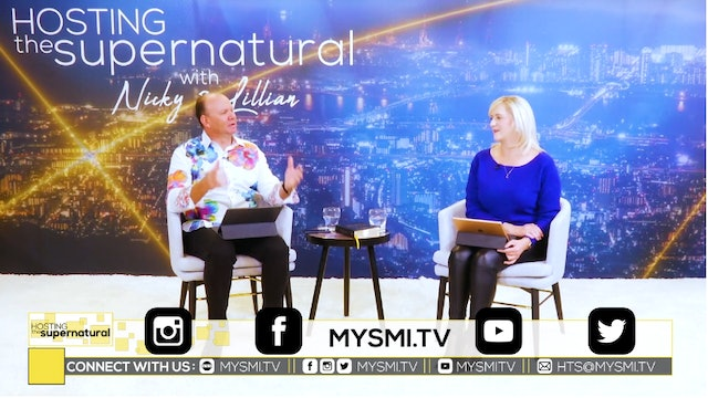 Hosting The Supernatural With Nicky & Lilian (02-21-2021)