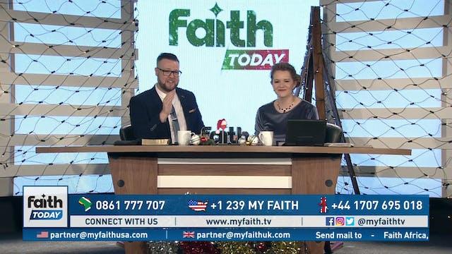Faith Today Special (12-11-2020)