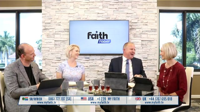 Faith Today Special (03-18-2020)