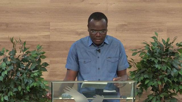 Divine Restoration Ministries (11-08-2020)