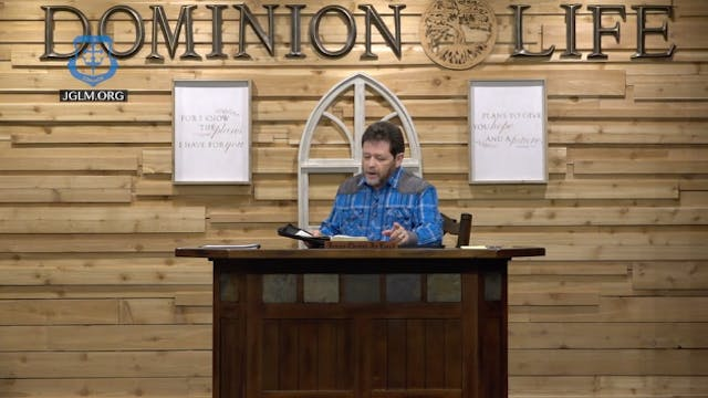 John G Lake Ministries (02-03-2020)