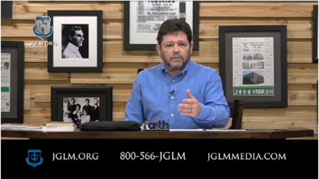John G Lake Ministries (10-26-2020)