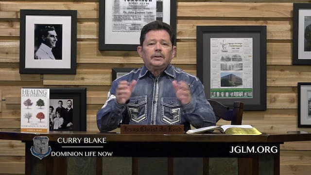 John G Lake Ministries (04-09-2020)