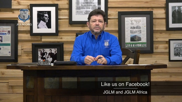 John G Lake Ministries (10-01-2020)
