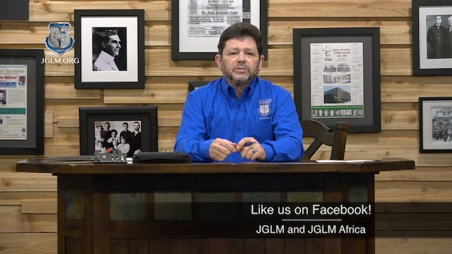John G Lake Ministries (10-01-2020)
