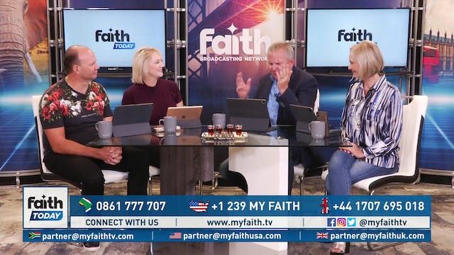 Faith Today Special (07-10-2020)