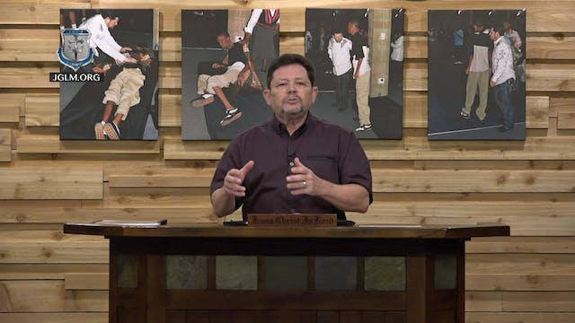 John G Lake Ministries (03-16-2020)