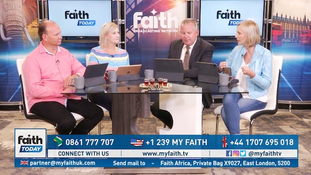 Faith Today Special (07-27-2020)