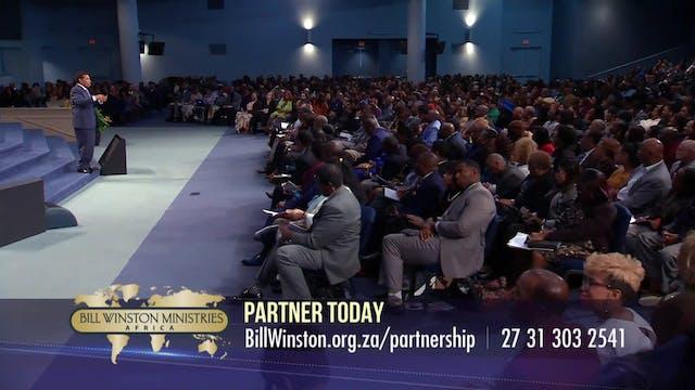 Believer's Walk Of Faith (10-01-2020)