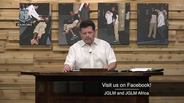 John G Lake Ministries (03-20-2020)