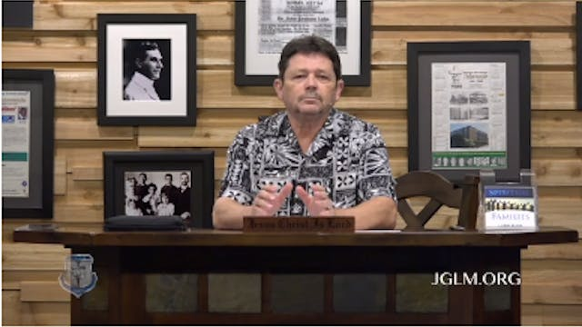 John G Lake Ministries (11-09-2020)