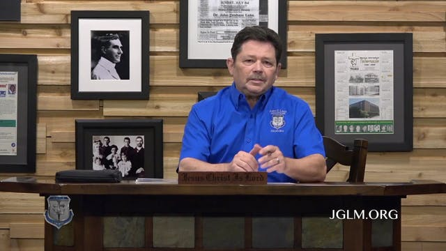 John G Lake Ministries (06-09-2020)