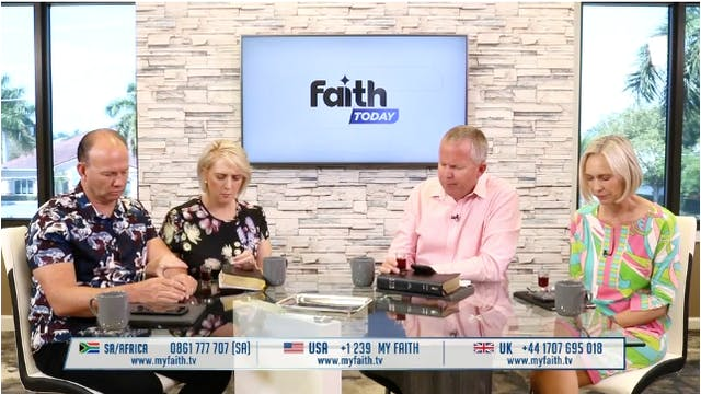 Faith Today Special (03-26-2020)