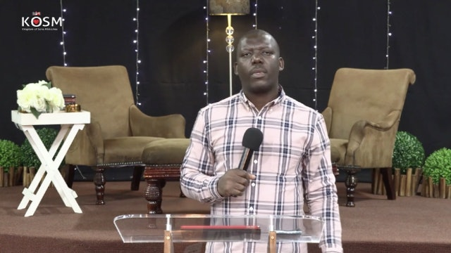 Kingdom Of Sons Ministries (09-13-2020)