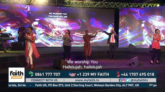Faith Worship @ The River (03-21-2021)