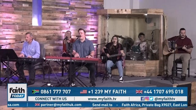 Faith Today Special (04-30-2020)