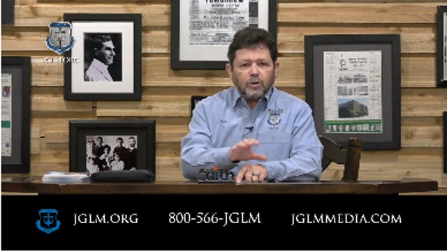 John G Lake Ministries (10-30-2020)