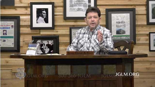 John G Lake Ministries (08-28-2020)
