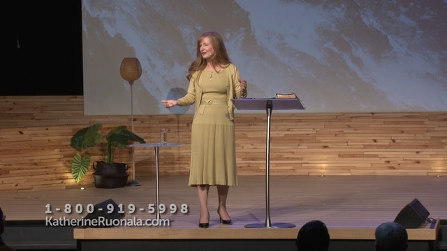 Katherine Ruonala Ministries (11-17-2020)