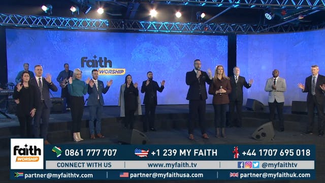 Faith Worship @ The River (07-18-2021)
