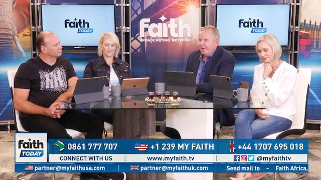 Faith Today Special (07-03-2020)