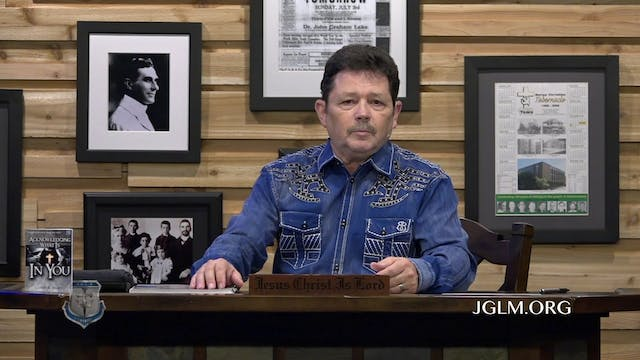 John G Lake Ministries (04-16-2020)