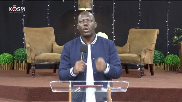 Kingdom Of Sons Ministries (06-07-2020)