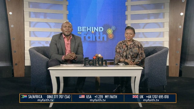 Behind The Faith (07-22-2020)
