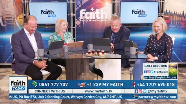 Faith Today Special (08-10-2020)