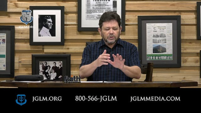 John G Lake Ministries (10-22-2020)