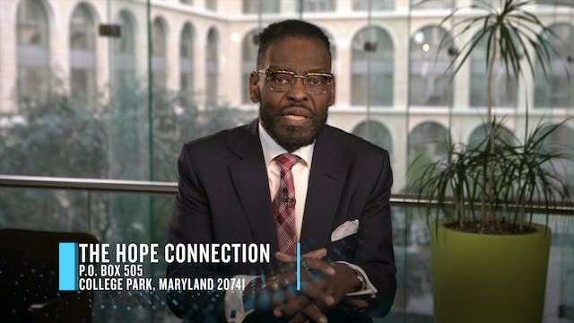 The Hope Connection (06-21-2020)