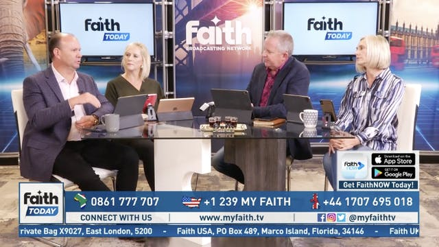 Faith Today Special (10-27-2020)