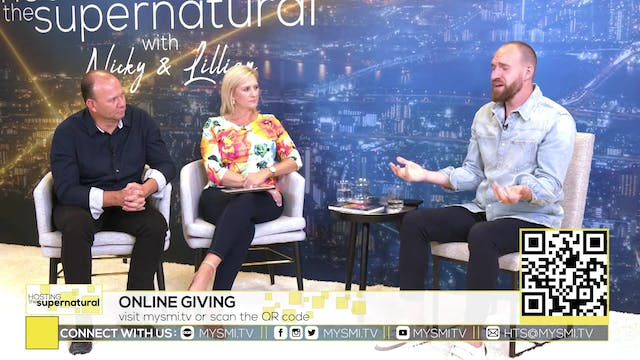 Hosting The Supernatural (11-17-2020)