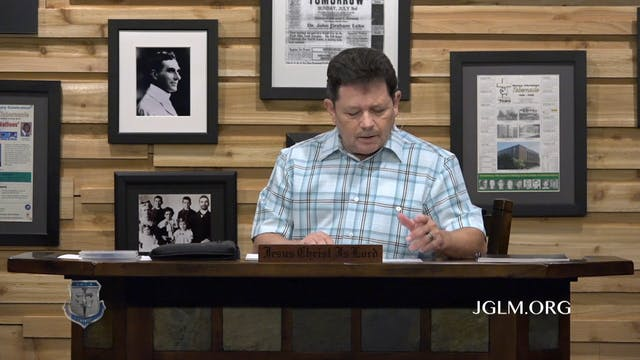 John G Lake Ministries (06-16-2020)