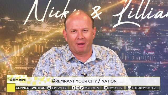 Hosting The Supernatural With Nicky & Lillian (06-21-2020)