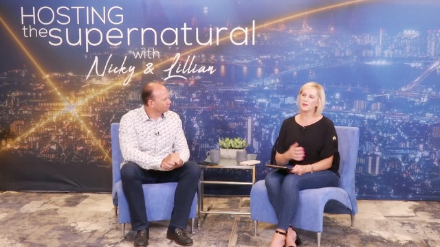 Hosting The Supernatural With Nicky & Lillian (06-07-2020)
