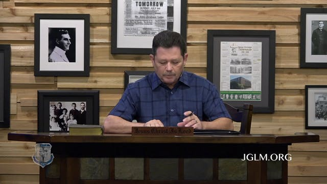 John G Lake Ministries (03-23-2020)