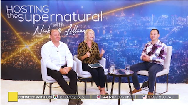 Hosting The Supernatural (11-06-2020)