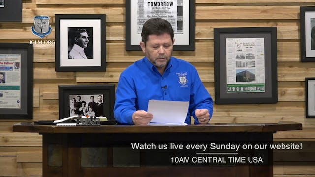 John G Lake Ministries (09-30-2020)
