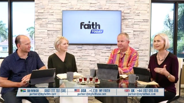 Faith Today Special (03-25-2020)