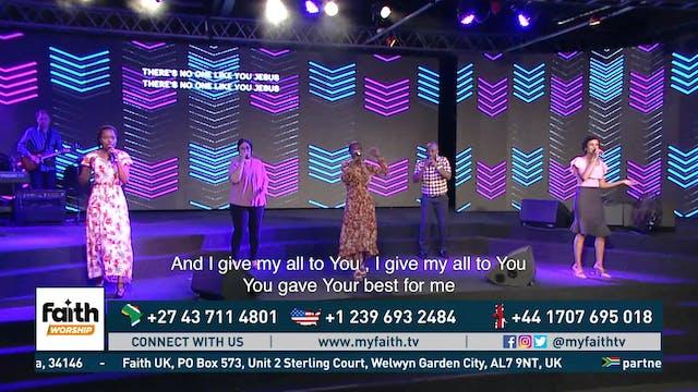 Faith Worship @ The River (01-31-2021)