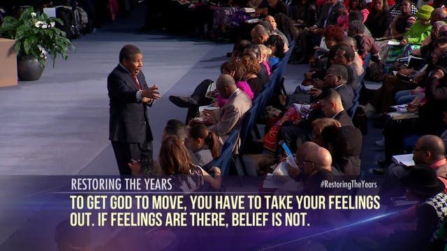 Believer's Walk Of Faith (01-05-2021)