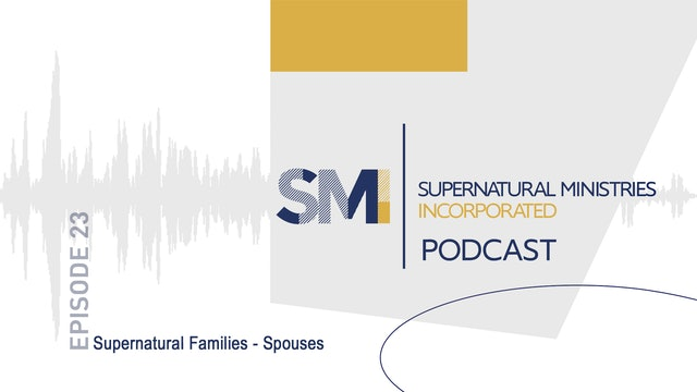 023 - Supernatural Families - Spouses