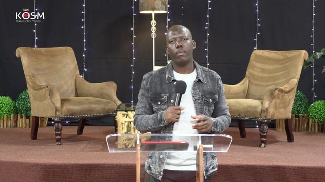 Kingdom Of Sons Ministries (05-31-2020)