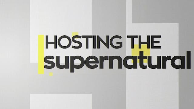 Hosting The Supernatural With Nicky &...