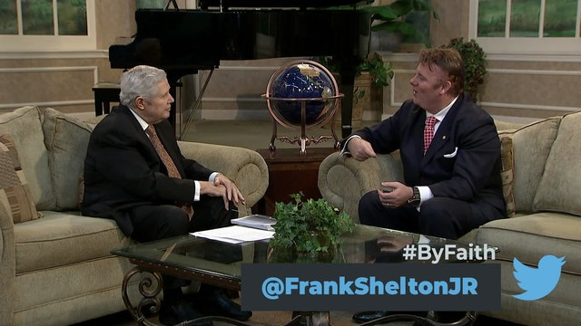 By Faith With Frank Shelton (05-29-2021)