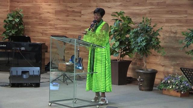 Divine Restoration Ministries (03-07-2021)
