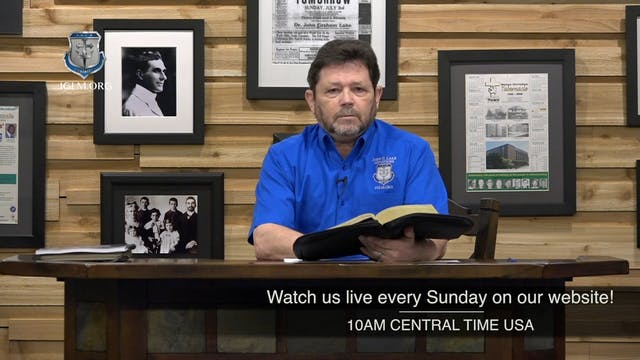 John G Lake Ministries (10-19-2020)